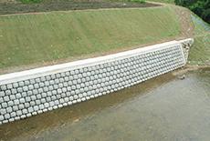 環境保全型河川用製品